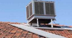 evaporated cooler